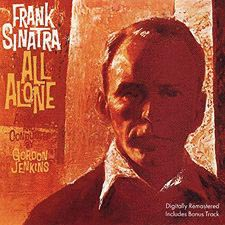 Frank Sinatra All Alone 1962 Album Cover Reprise Records