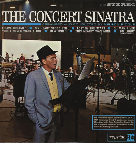Bewitched, Bothered and Bewildered Concert Sinatra Frank