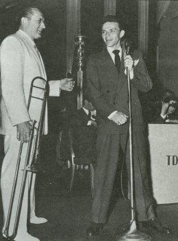 Frank Sinatra Tommy Dorsey Orchestra