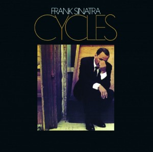 Frank Sinatra Cycles Album Cover 1968
