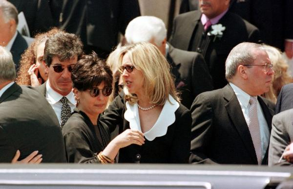Frank Sinatra's Death Funeral