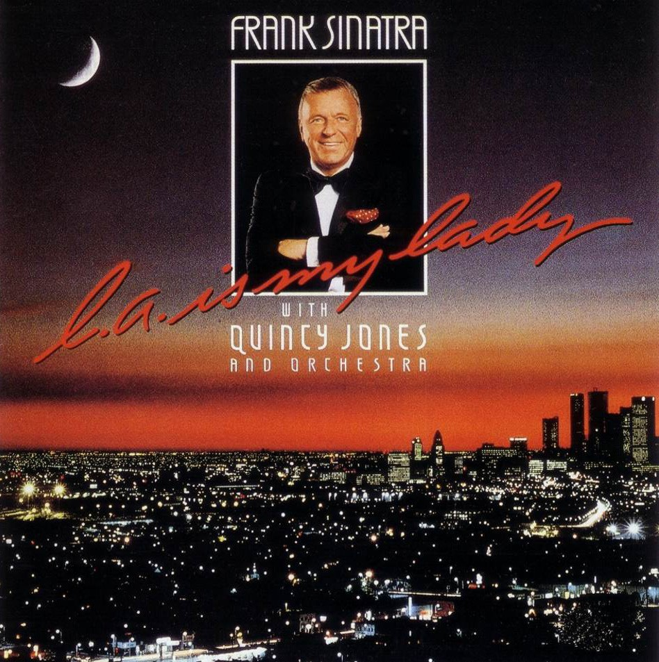 Frank Sinatra L.A. Is My Lady Album Cover