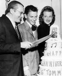 Frank Sinatra Tommy Dorsey Jo Stafford