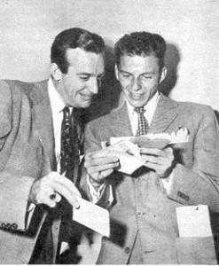 Frank Sinatra Harry James 1939