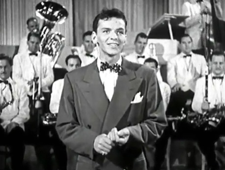 Frank Sinatra Lucky Strike Your Hit Parade