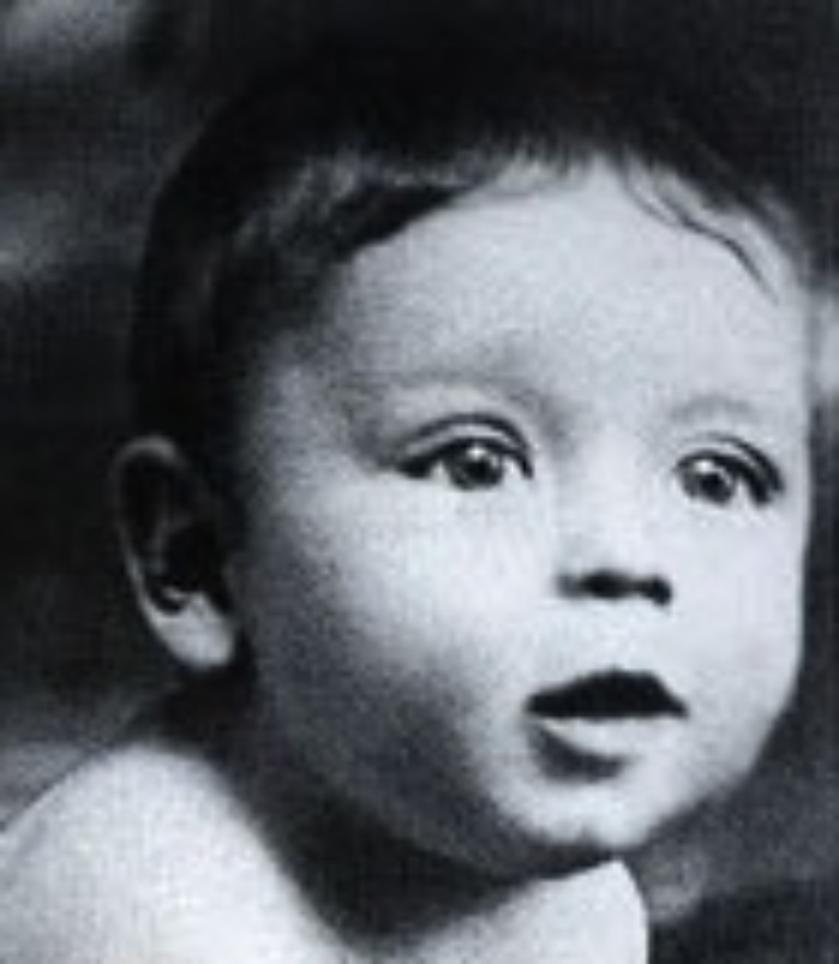 Frank Sinatra As Baby