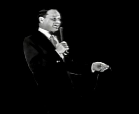 Frank Sinatar 1961 Sydney Concert