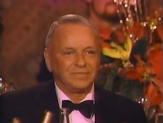 Society Of Singers Night to Honor Frank Sinatra, 3 December 1990