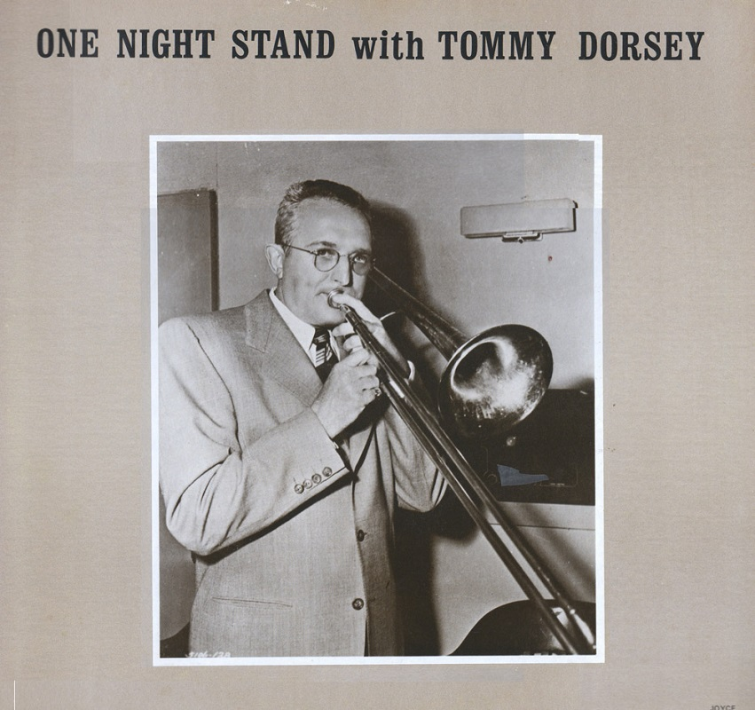 26-11-1940 One Night Stand With Tommy Dorsey